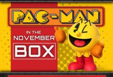 Geek Fuel November 2015 Box Spoiler - PacMan