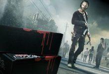 Horror Block November 2015 Box Spoiler - The Walking Dead