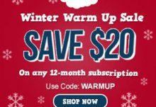 Little Passports Winter Warm Up Sale