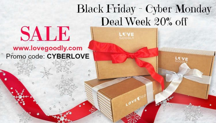 Save 20% Off Any LOVE GOODLY Subscription