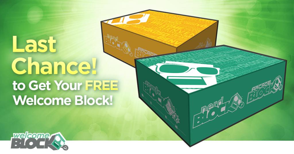 Sci-Fi Block Free Box