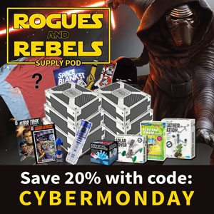 Supply Pod Cyber Monday Sale - Save 20% Off
