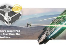 Supply Pod December 2015 Theme - Star Wars