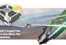 Supply Pod December 2015 Theme - Star Wars