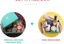 Try The World Free Spain Box