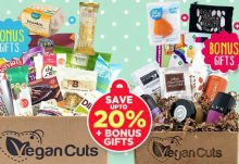 Vegan Cuts Cyber Monday Sale