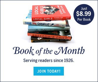 Book of the Month Coupon