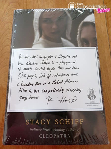 Book of the Month November 2015 Review - The Witches by Stacy Schiff
