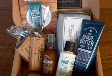 Dollar Shave Club Review - Box Contents