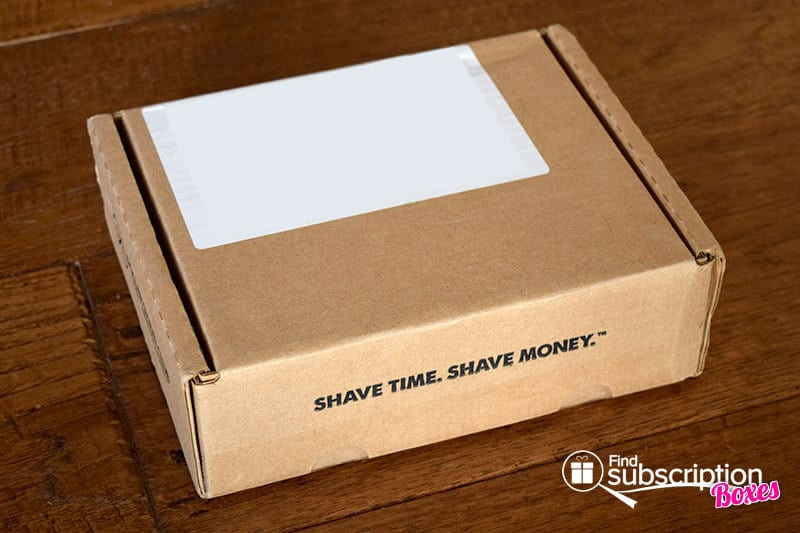 Dollar Shave Club Review - Box