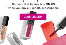Free Julep Maven Beauty Box