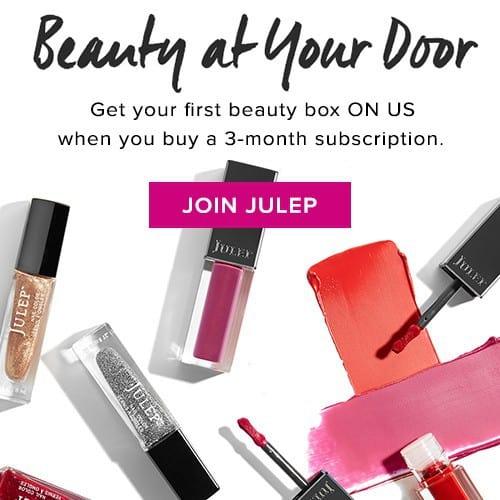 Free Julep Maven Beauty Box