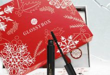 GLOSSYBOX December 2015 Box Spoiler - MTJ Cosmetics Mascara