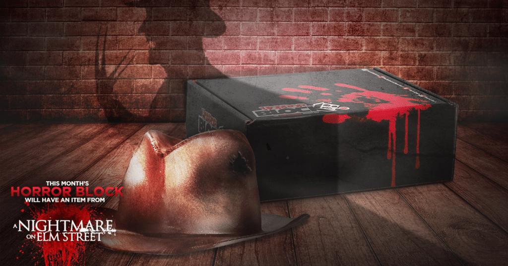 Horror Block December 2015 Box Spoiler