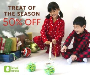 Kiwi Crate Treats of the Season Sale