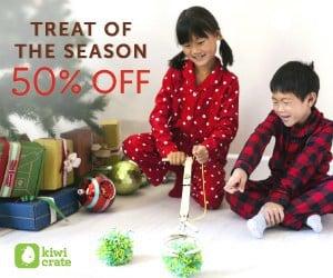 Kiwi Crate Treats of the Season Sale