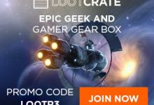 December Loot Crate Coupon