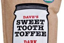 Love With Food January 2016 Box Spoiler - Dave's Sweet Tooth Toffee