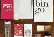 November 2015 POPSUGAR Must Have Box Review - Box Contents