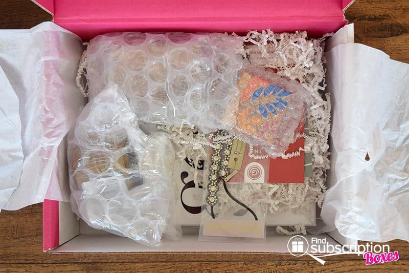 November 2015 POPSUGAR Must Have Box Review - First Look