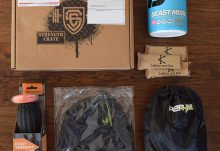 November 2015 StrengthCrate Review - The G.O.A.T. Crate - Box Contents