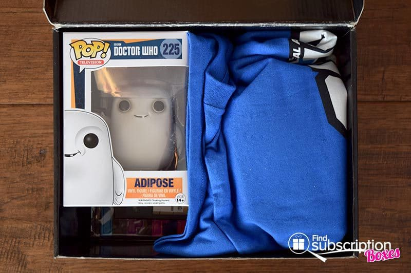 Powered Geek Box November 2015 Review - First Look