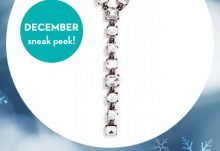Your Bijoux Box December 2015 Box Spoiler - Crystal Lariat