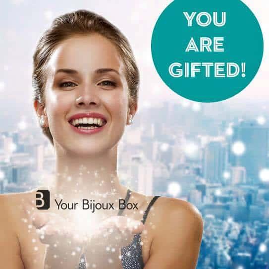Your Bijoux Box Gift