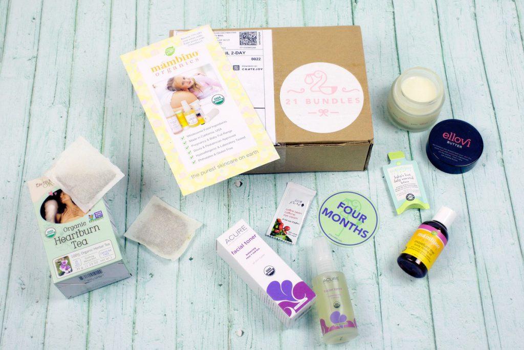 21 Bundles Baby Subscription Box