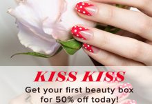 50% Off Julep Maven Valentine Welcome Box