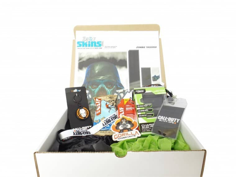 Gorilla Gamer Crate Find Subscription Boxes