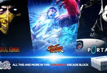 Arcade Block Janury 2016 Box Spoilers