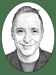 Book of the Month January 2016 Guest Judge - Davi Sedaris