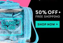 Candy Club 50% Off Coupon + FREE Shipping