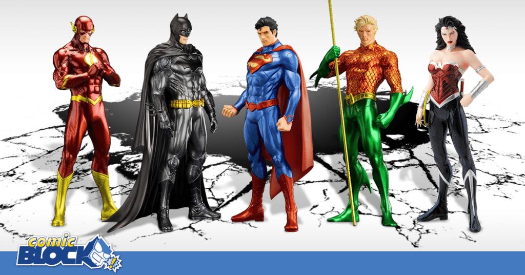 Comic Block January 2016 Super Block