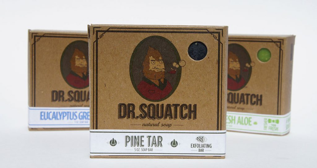 Dr squatch coupon code