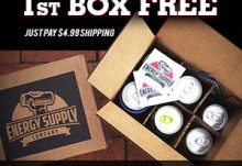Energy Supply Co. Free Box