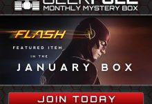Geek Fuel January 2016 Box Spoiler - The Flash