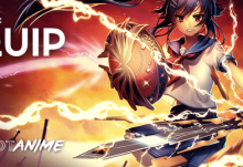 Loot Crate Anime January 2016 Theme Reveal - Equip