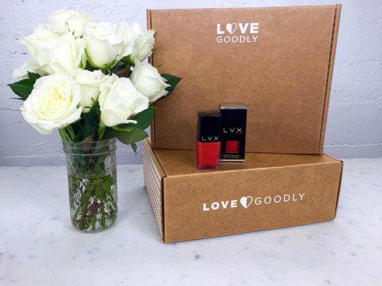 LOVE GOODLY February/March 2016 Box Spoiler - LVX Nail Lacquer