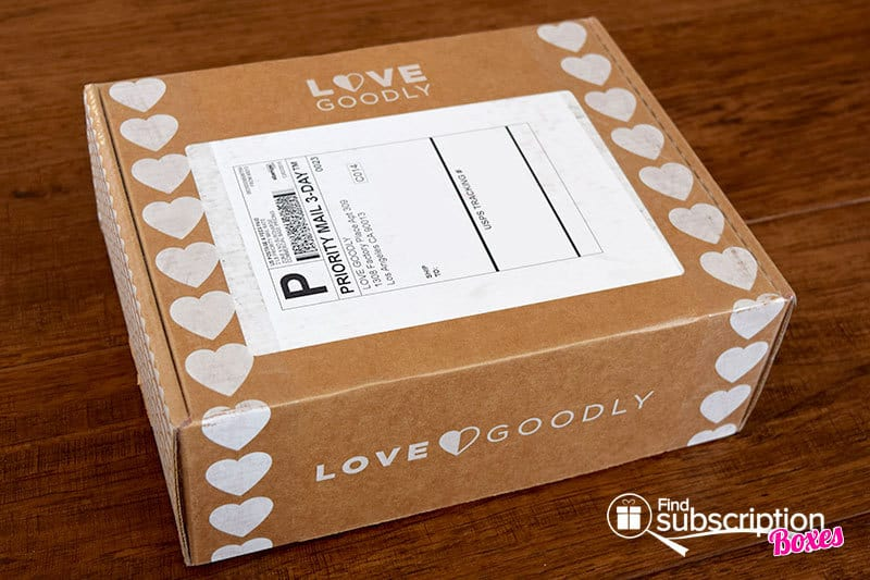 LOVE GOODLY Review - December/January 2016 Holiday Box