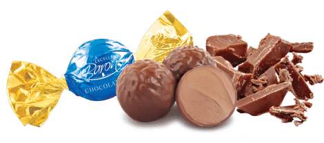 Love With Food February 2016 Box Spoiler - Baron Chocolatier Truffles