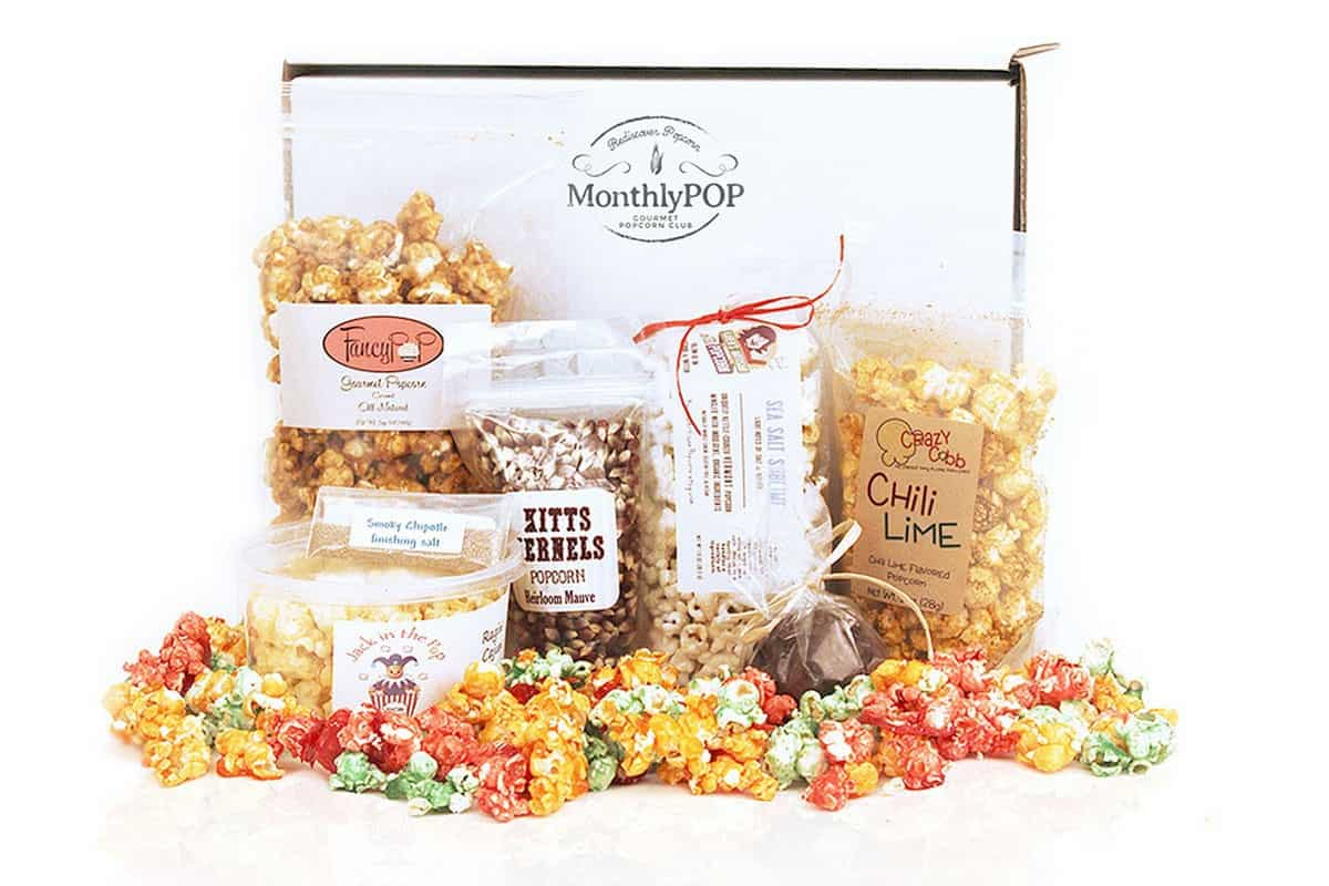 Monthlypop Find Subscription Boxes