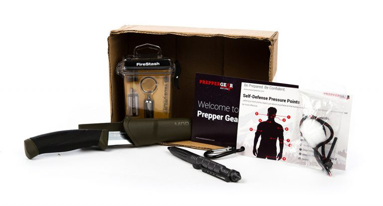 Prepper Gear Box