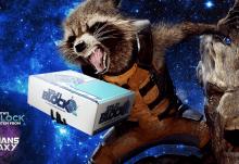 Sci-Fi Block February 2016 Box Spoiler - Guardians of the Galaxy