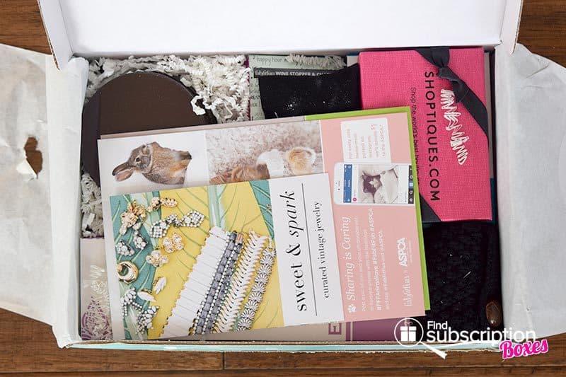 Winter 2015 FabFitFun VIP Box Review - First Look