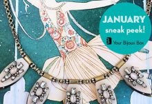 Your Bijoux Box January 2016 Box Spoiler - Pavlova Necklace