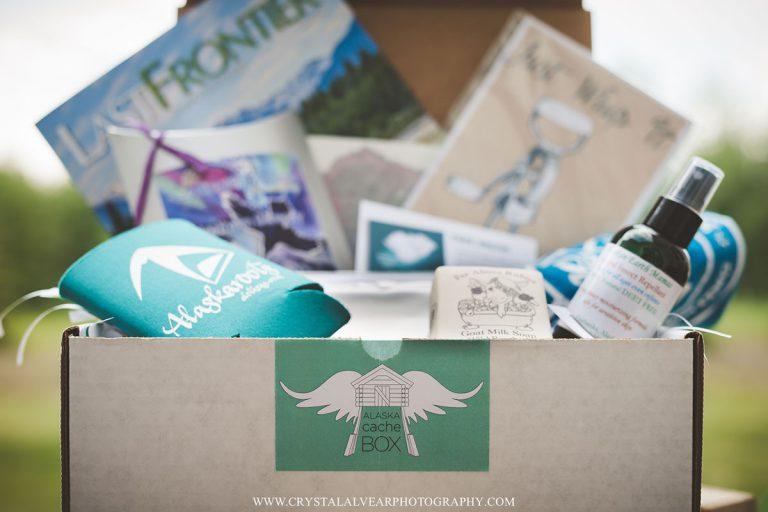 Alaska Cache Box
