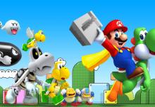 Arcade Block February 2016 Box Spoiler - Mario