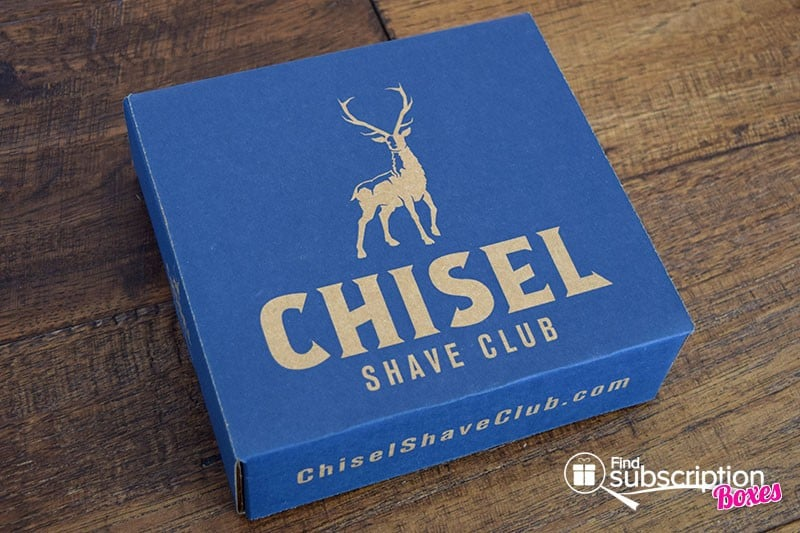 Chisel Shave Club Review - Box